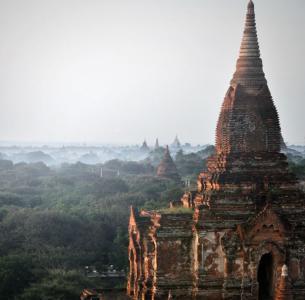 Körutazás Burmában