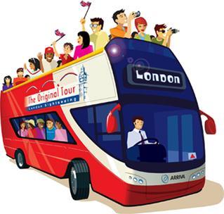 Originat Tour - Városnéző busz