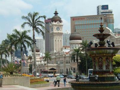 Szingapúr-Malajzia-Thaiföld körutazás
