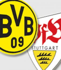 Borussia Dortmund-Vfb Stuttgart 2013.11.01.