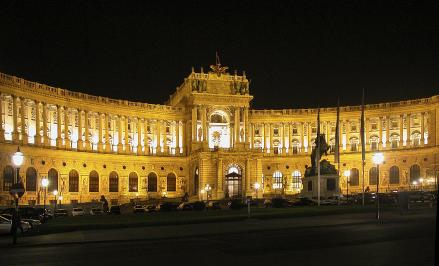 Advent Bécsben + Hofburg