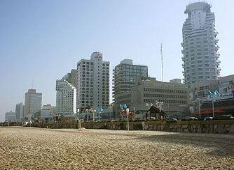Golden Beach Tel Aviv **+