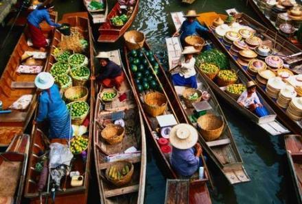 Thaiföld Körutazás Pattaya Üdüléssel II.