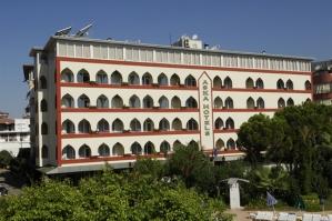 Aska Kleopatra Beste Hotel ***