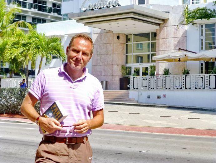Miami helyszínek - Frei Tamással!