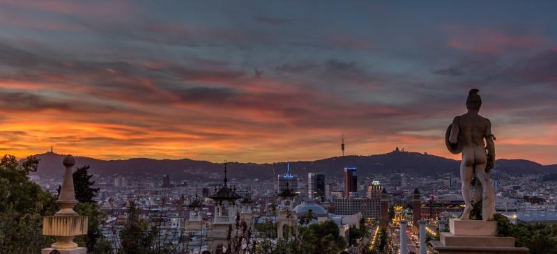 Hosszú hétvége Barcelonában, Gaudí és a modernizmus nyomában 2021***