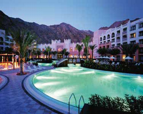 Shangri-Las Barr Al Jissah Resort & Spa *****