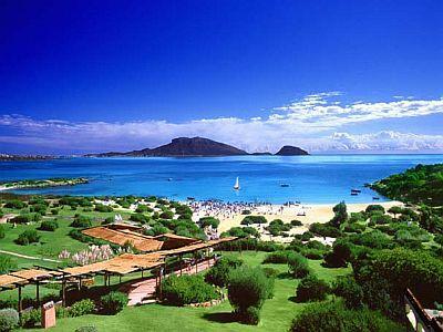 Tengerparti nyaralás Szardínia szigetén