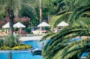 Sunrise Park Resort & Spa Hotel 5* és 1. osztályú üdülőfalu