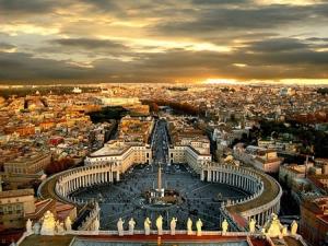 Róma városlátogatás ****