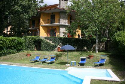 Villa Marisa - Anghiari
