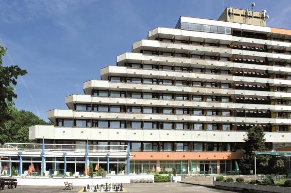 Hotel Szieszta Sopron ***