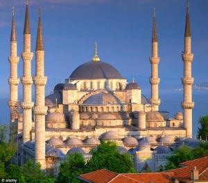 Városlátogatás Isztambulban ***