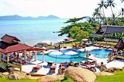 9 éj Samui Banburee Resort ****