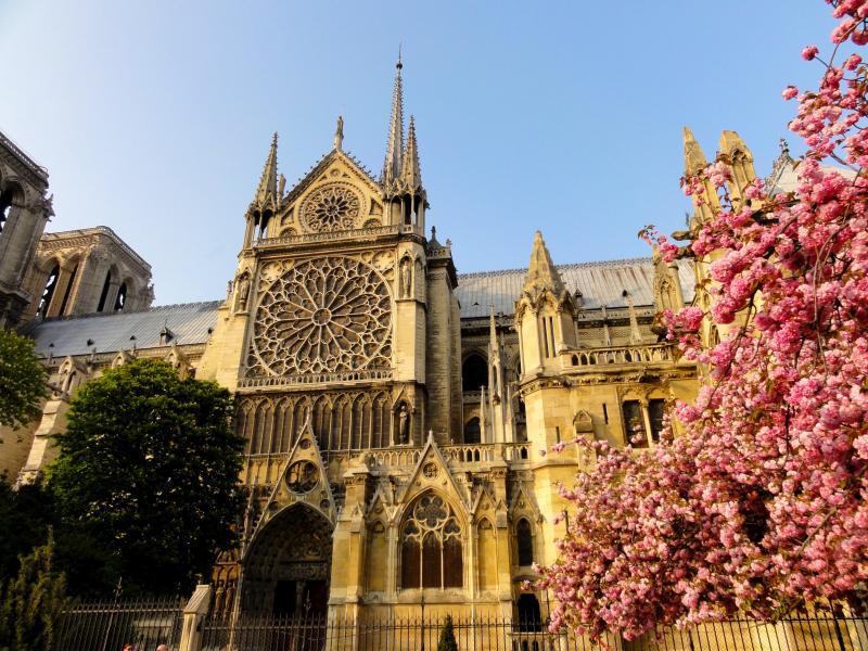 Tavaszi hétvége Párizsban