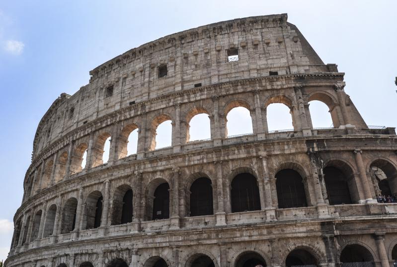 Szilveszter Rómában - Repülővel****