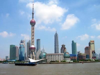 Shanghai - Peking a szuperexpresszel