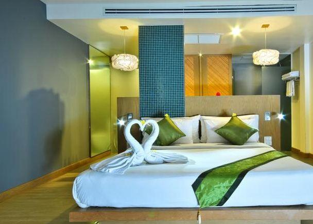 3 éj Bangkok Vic3 *** + 9 éj Koh Samui Fenix Beach Resort ****