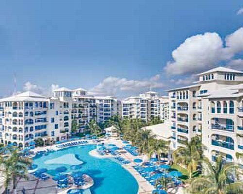 Hotel Barcelo Costa Cancún ****