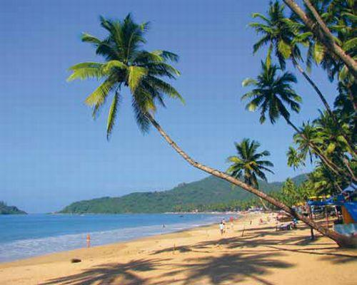 Az Aranyháromszög csodái és Goa tengerpartja