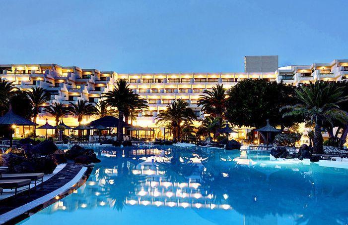Hotel Melia Salinas ****+ - Bécsből
