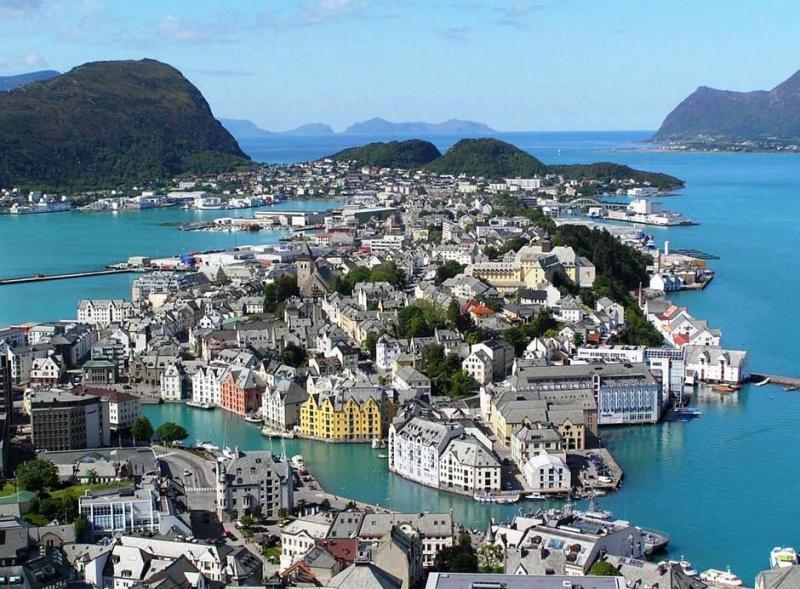 Norvégia nagy körutazás