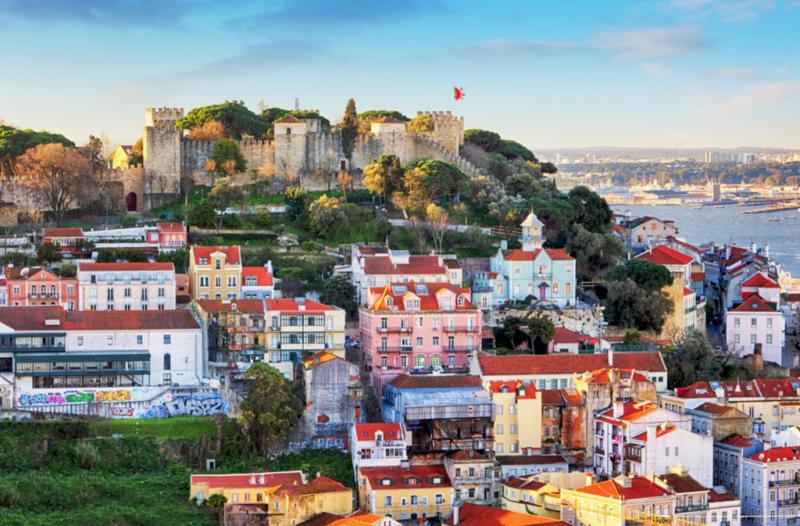 Portugália-Európa határán