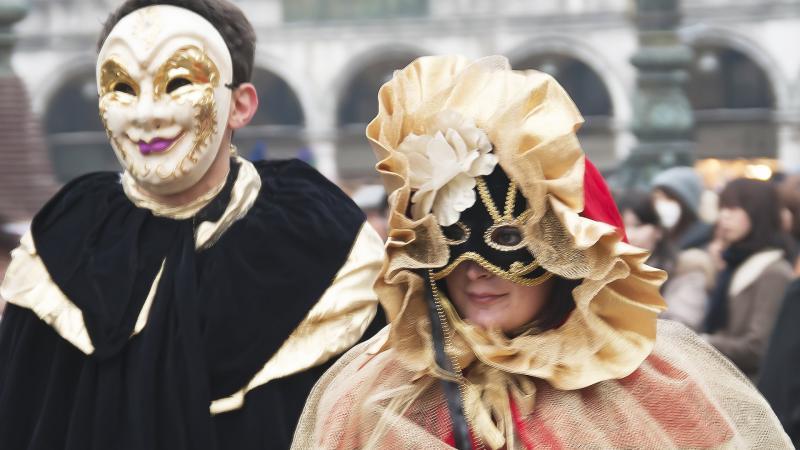 Karnevál  Velencében - 3 nap***