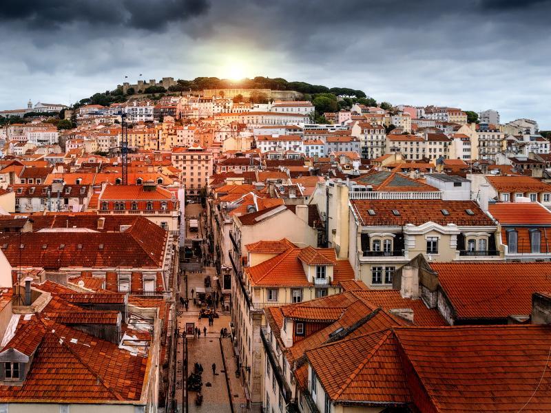 Hosszú hétvége Lisszabonban***