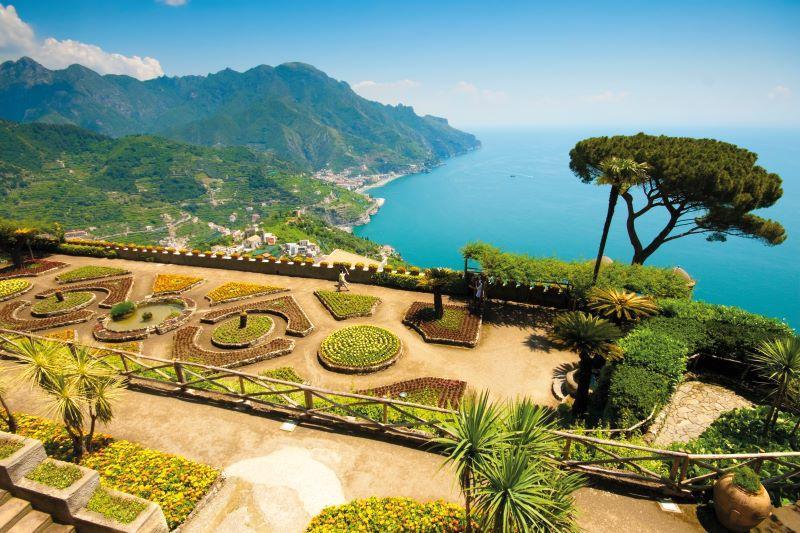 Nápoly-Capri-Sorrento-Amalfi-part***