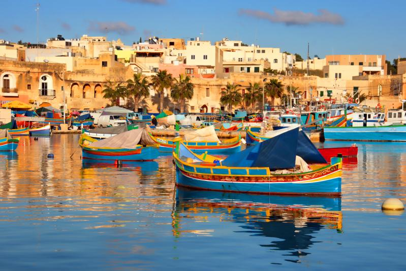Tavaszköszöntő  Málta és Gozó Szigetén