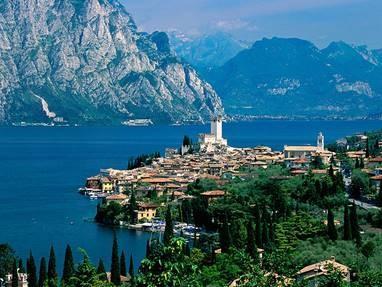 Verona - Garda-tó - Aida