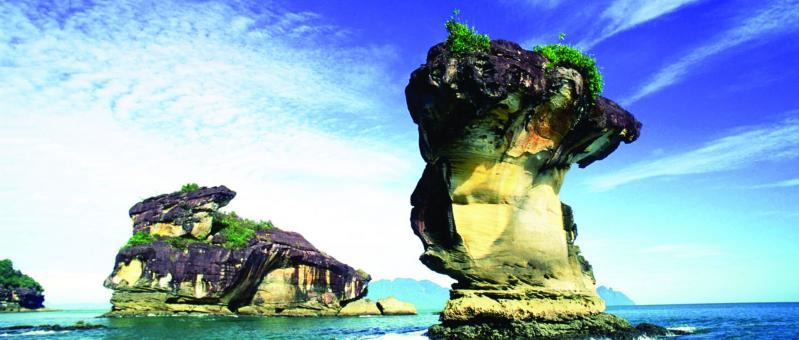 Nagy Borneó körutazás látogatással Kuala Lumpurban és Szingapúrban