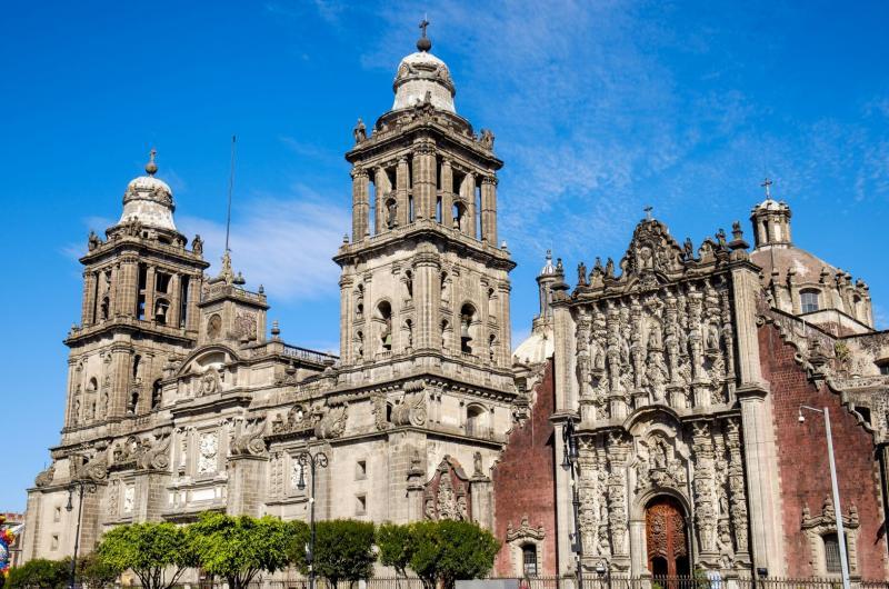 Körutazás Mexikóvárostól Cancúnig Mindenszentek idején