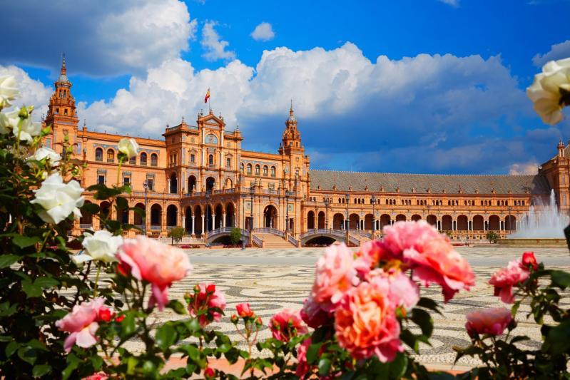 Körutazás Andalúziában Madridi látogatással
