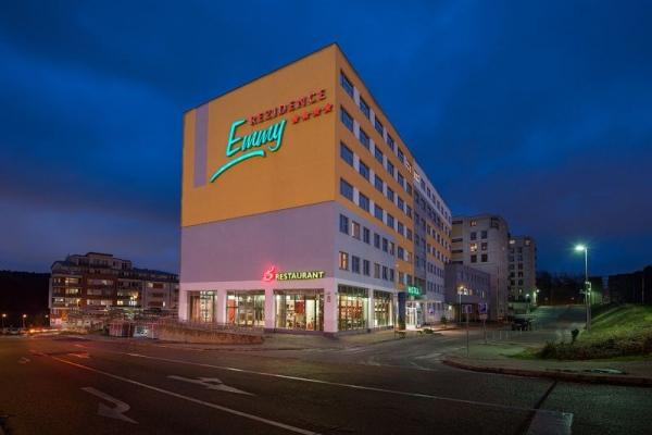 Csehország - Prágai kirándulás - Rezidence Emmy ***