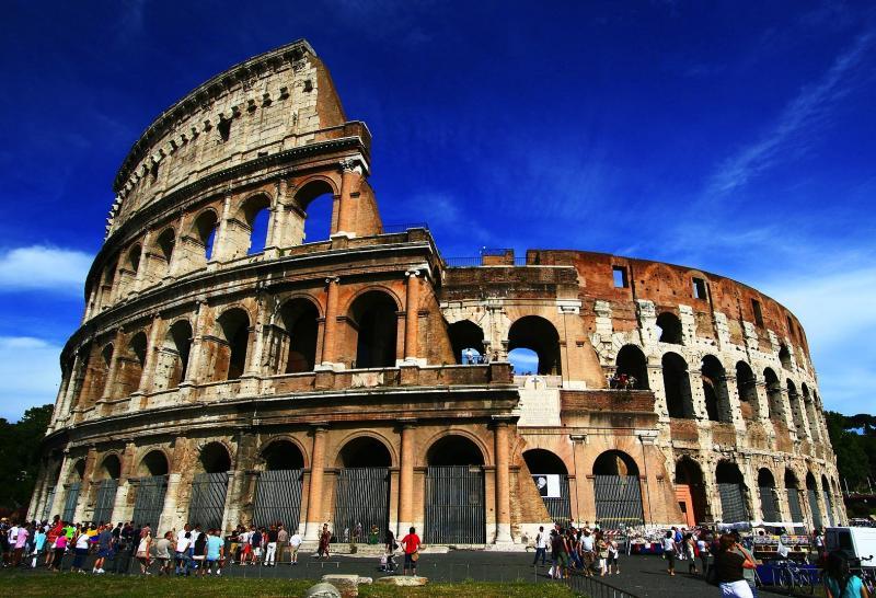 Róma, Itáliai szentek nyomában