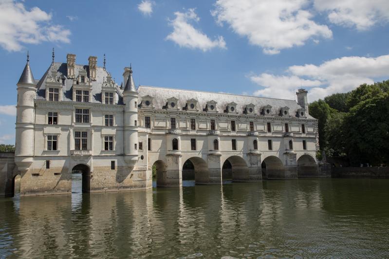 Párizs repülővel 5 nap -  Loire menti kastélyok