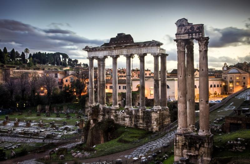 Róma & Közép-Itália kincsei