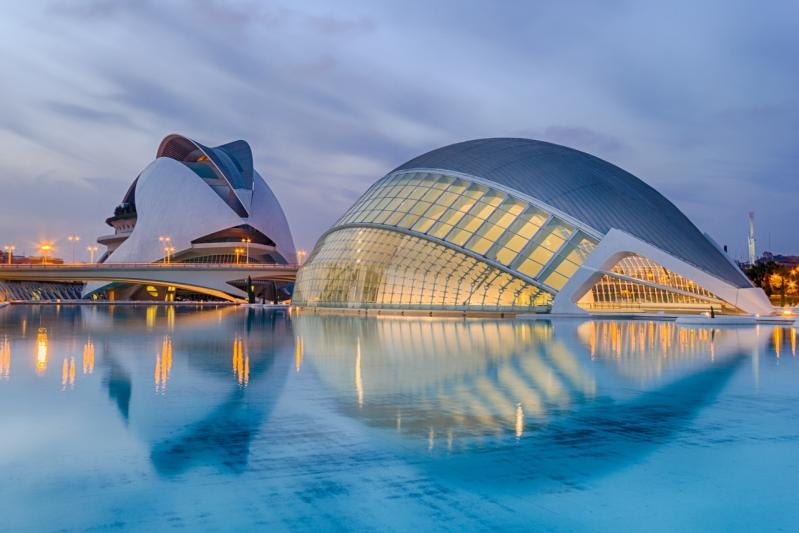 Hosszú hétvége a csodálatos Valenciában