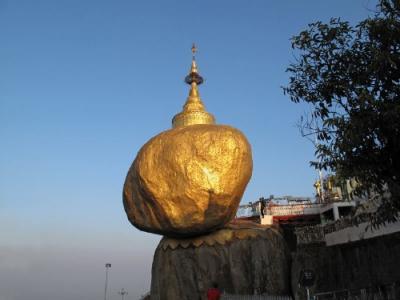 Nagykörút Burmában