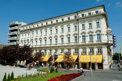 Győr-  Hotel Rába City Center ***