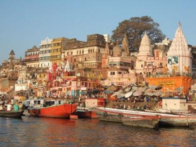 A klasszikus India a Gangesszel