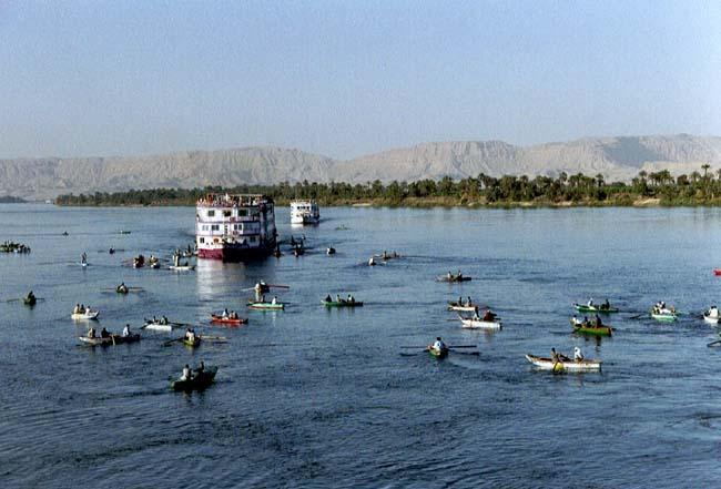 Nílusi bazár