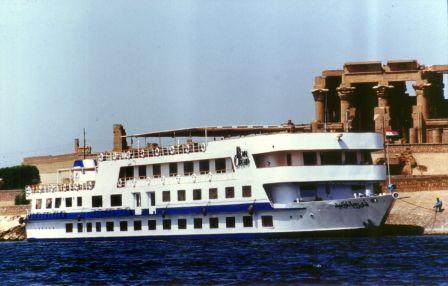 Nílusi hajó