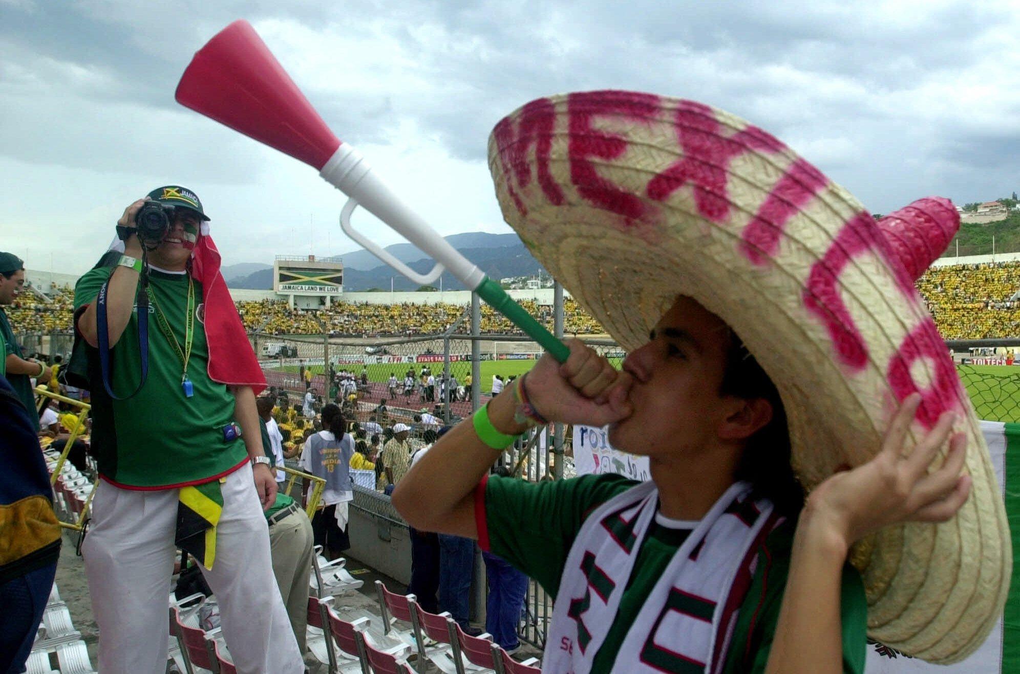 Mexikói foci