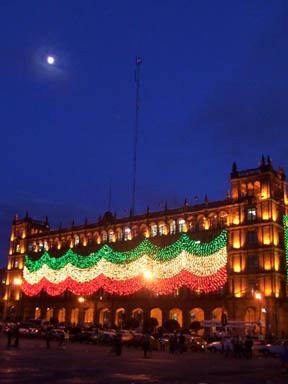 Mexikóváros - Zócalo