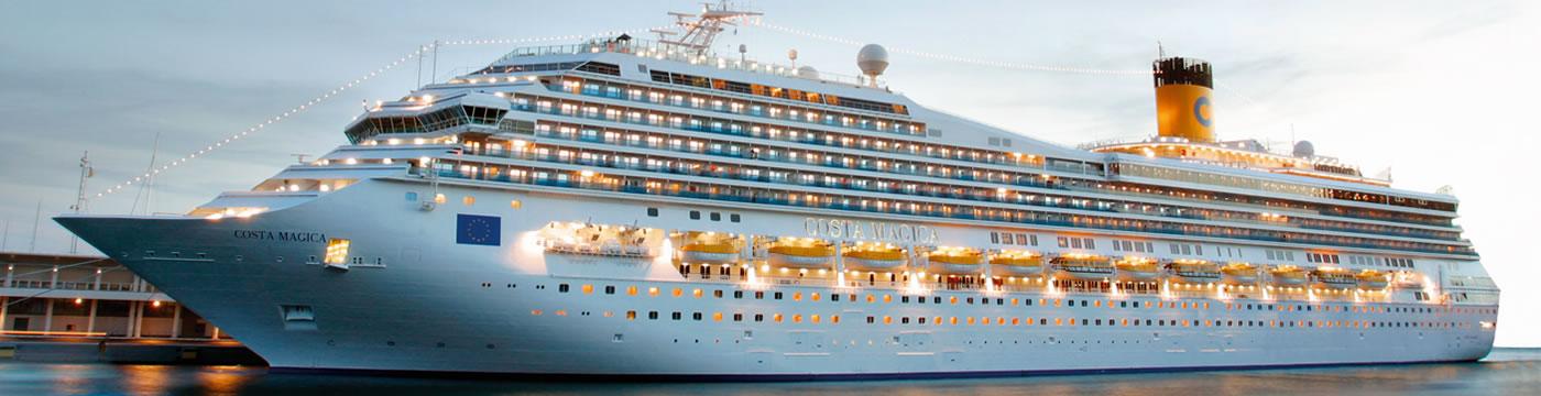 Costa Magica_csoportos hajóút