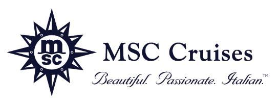 MSC hajóutazások