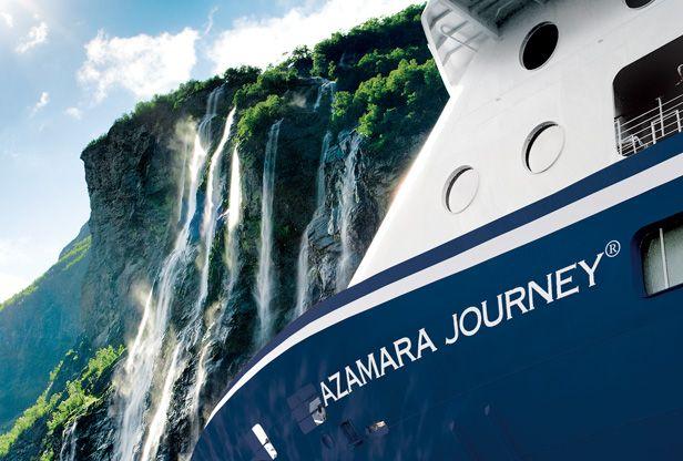 Azamara Club Cruises Journey